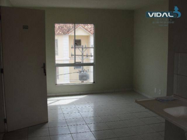 Apartamento condomínio viver ananindeua com 2 dormitórios à venda, 42 m² por r$ 125.000 -  - Foto 3
