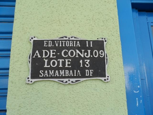 ADE Conjunto 09 Lote 13 Samambaia/DF