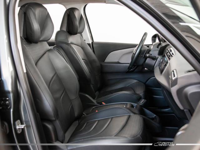 Citroën C4 Picasso Intensive 1.6 Turbo 16V Aut. - Cinza - 2018 - Foto 14