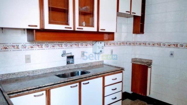 Apartamento com 3 dormitórios para alugar, 105m² - Icaraí - Niterói/RJ - Foto 18