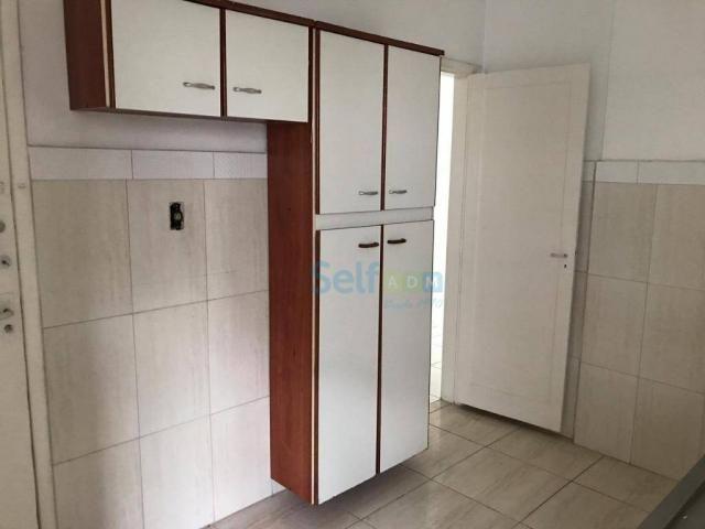 Apartamento com 3 dormitórios para alugar, 90 m² - Icaraí - Niterói/RJ - Foto 8