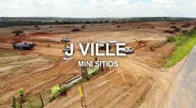 Jota Ville mini sítios a partir de 300 m²