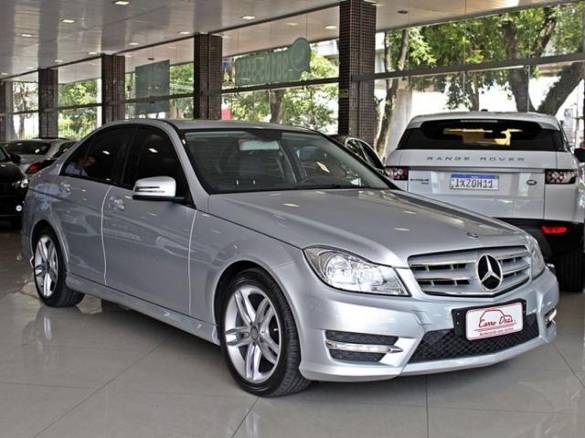 Mercedes-Benz C 180 1.6 Turbo CGI Automático 2014