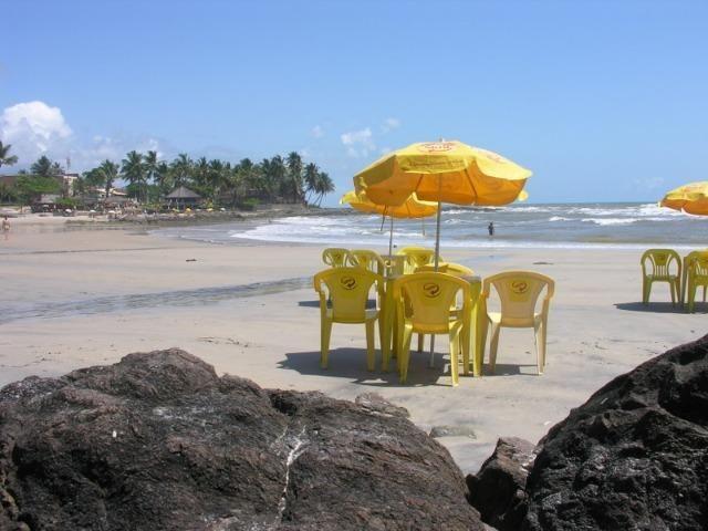 Vendo uma Cabana com Terreno na Praia dos milagres Olivença - Foto 5