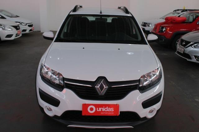 Renault Sandero Stepway Exp. 1.6 IPVA 2020 Gratis - Foto 2