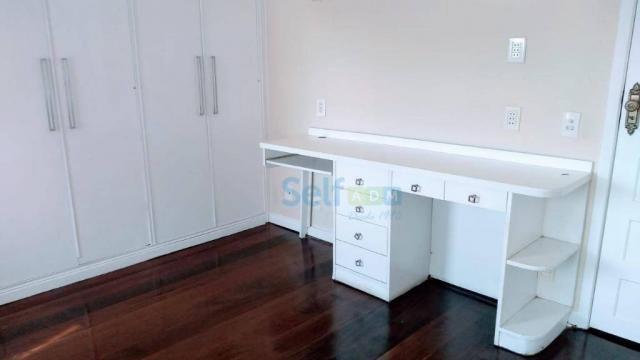 Apartamento com 3 dormitórios para alugar, 105m² - Icaraí - Niterói/RJ - Foto 14
