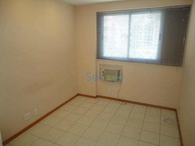Apartamento com 1 quarto para alugar, 47 m² - icaraí - niterói/rj - Foto 7