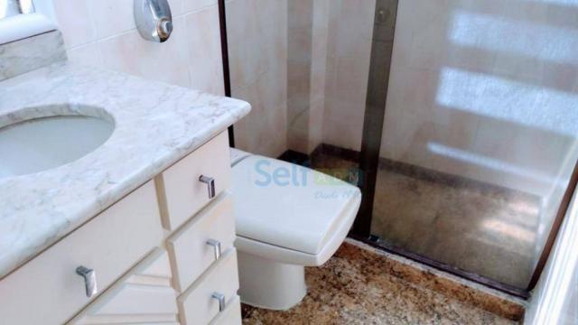 Apartamento com 3 dormitórios para alugar, 105m² - Icaraí - Niterói/RJ - Foto 9