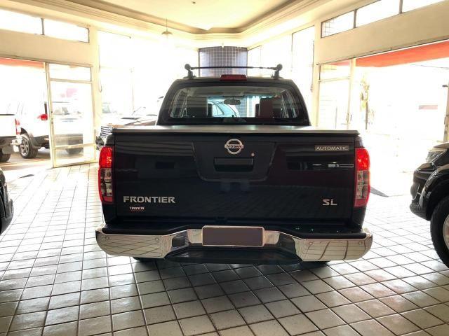 Nissan Frontier SL 2.5TD_AUT._4X4_ExtrANovA_LacradAOriginaL_RevisadA_Placa A_ - Foto 3