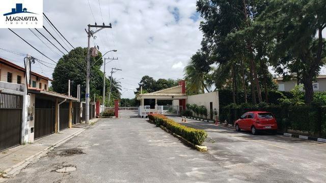 Terreno 900m². Nascente. Plano. Condomínio Jardim Santo Antônio. Estrada do Coco - Foto 2