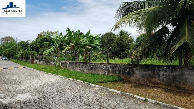 Terreno 900m². Nascente. Plano. Condomínio Jardim Santo Antônio. Estrada do Coco - Foto 5