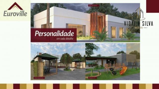 Condomínio euroville, terrenos, lotes residenciais, 160m² à 365m² - centro - ananindeua/pa - Foto 18
