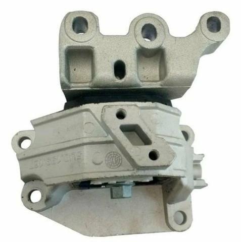 Coxim motor l/d com suporte completo gol/ voyage/ saveiro/ fox etc - Foto 2