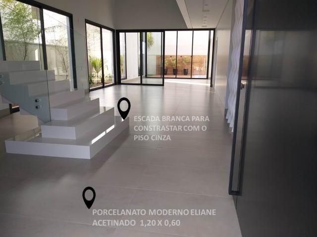 Casa sofistica de alto padrão, 2 pavimentos, 327 metros no Condominio Cyrela - Foto 6