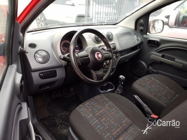 Fiat Fiorino Furgão 1.4 MPI 8V 2014/2015 R$ 32.500,00 - Foto 7