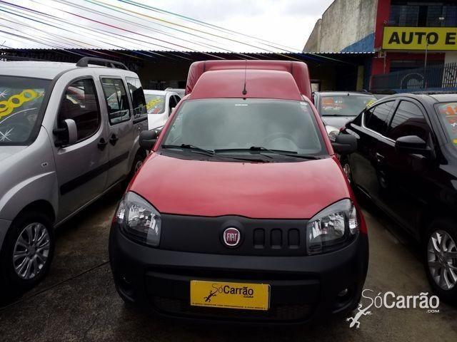 Fiat Fiorino Furgão 1.4 MPI 8V 2014/2015 R$ 32.500,00 - Foto 2