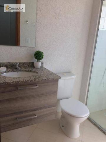 Apartamento com 1 dormitório para alugar, 30 m² por R$ 1.225,00/mês - Centro - São Carlos/ - Foto 9