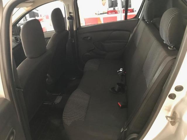Sandero Authentic Completo+Airbag+Abs 65mil/km - Foto 7