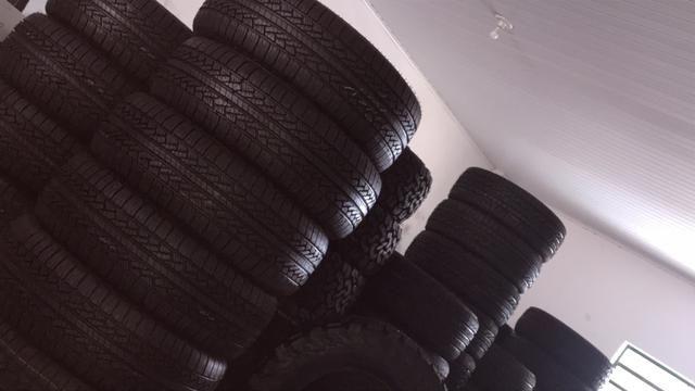 Sextou na grid pneus remold