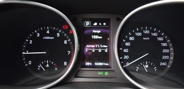 HYUNDAI SANTA FE 3.3 MPFI 4X4 V6 270CV GASOLINA 4P AUTOMATICO. - Foto 6
