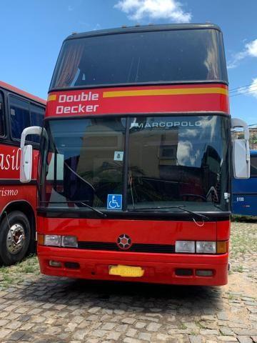 Ônibus DD Scania K113 Impecável - Pronto para viajar e trabalhar! - Foto 12