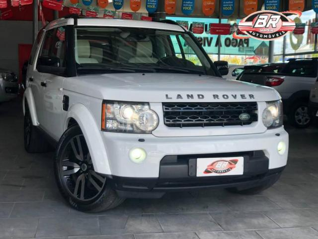 Land Rover Discovery 4 3.0 SE B&W