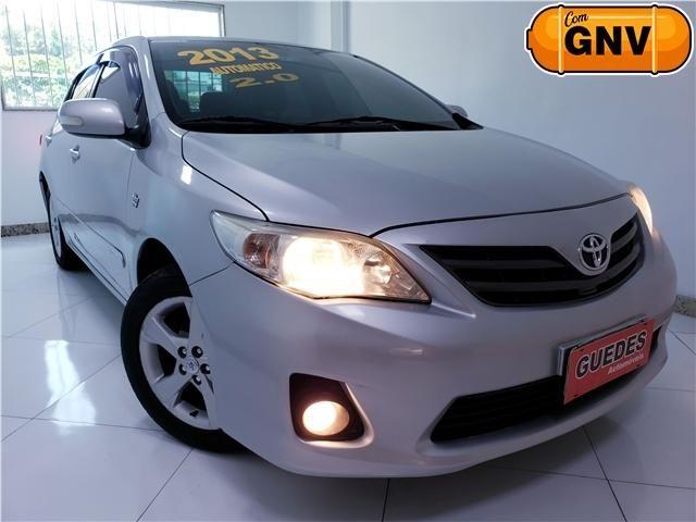 Toyota Corolla XEI Automático 2013. GNV 5° Geração