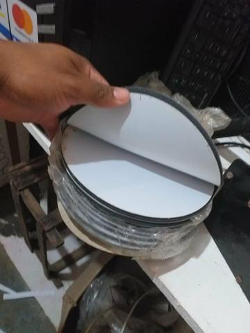 Prensa Térmica pra Sublimação 40x40 8x1, e uma impressora Epson pra tinta sublimática - Foto 4