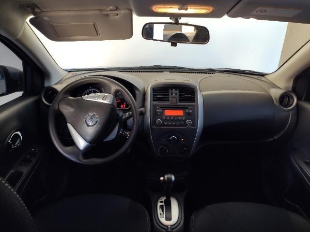 Nissan Versa SV - CVT 1.6 16v - Foto 10