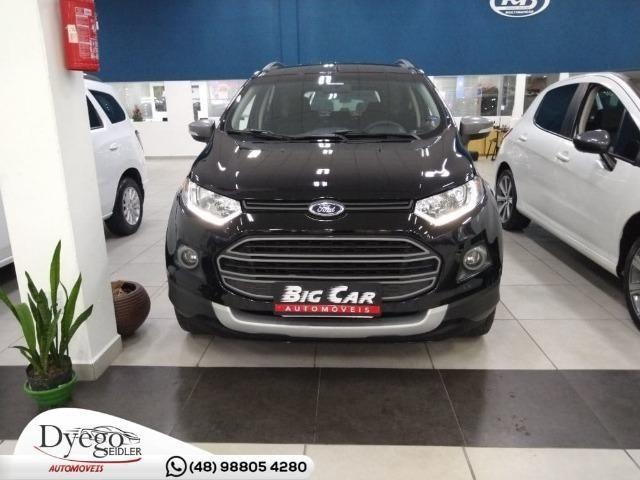 Ford Ecosport Se Direct 1.6 16v Flex 5p Aut. 2015/2016 - Foto 4