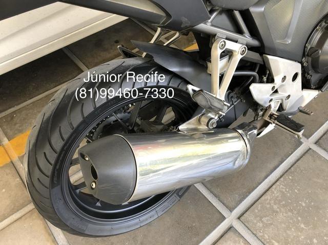 Honda CB-500x com abs - Foto 4