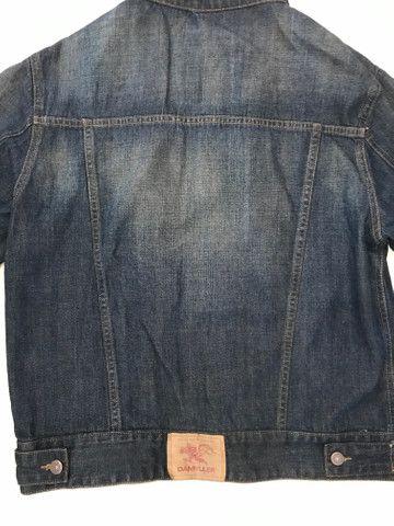 Jaqueta jeans Damyller nova - Foto 4