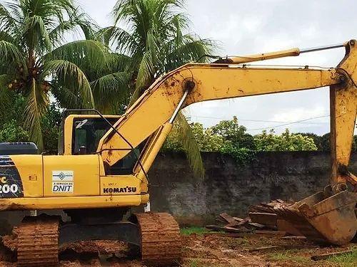 Escavadeira Hidraulica Pc200<br>- 2012 - Foto 2