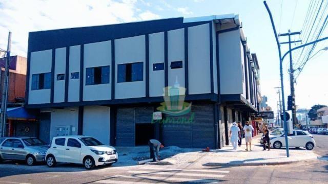Apartamento com 1 dormitório para alugar, 34 m² por R$ 1.300/mês na Vila Portes em Foz do  - Foto 2