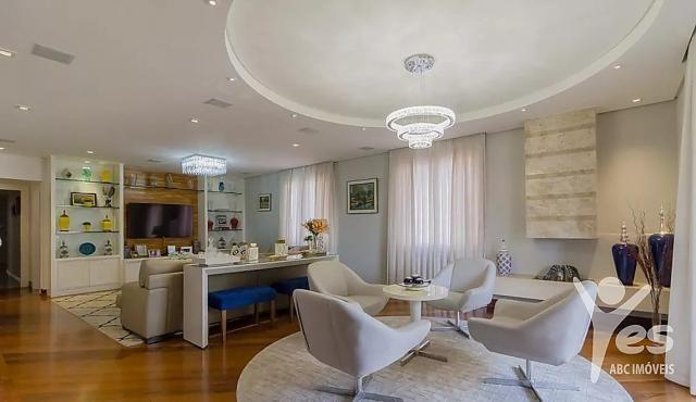 Apartamento, 4 suítes, 340m², Jardim, Santo André - Foto 2