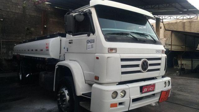 Caminhão Tanque Volkswagem 15190 toco de 10 mil litros