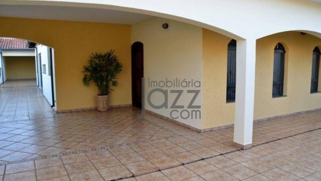 Linda casa com 5 dormitórios e ampla área de lazer à venda, 315 m² por R$ 950.000 - Reside - Foto 3