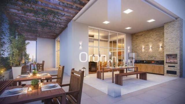 Apartamento à venda, 137 m² por R$ 880.000,00 - Park Lozandes - Goiânia/GO - Foto 7