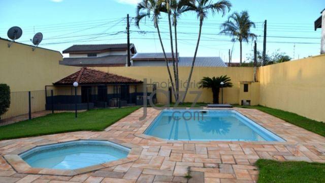 Linda casa com 5 dormitórios e ampla área de lazer à venda, 315 m² por R$ 950.000 - Reside - Foto 13