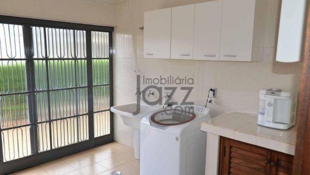 Linda casa com 5 dormitórios e ampla área de lazer à venda, 315 m² por R$ 950.000 - Reside - Foto 11