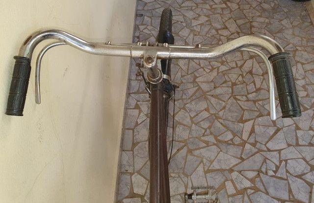 Bicicleta Antiga (colecionador) Anos 50 Aro 28 Royal - Restauração - Foto 5