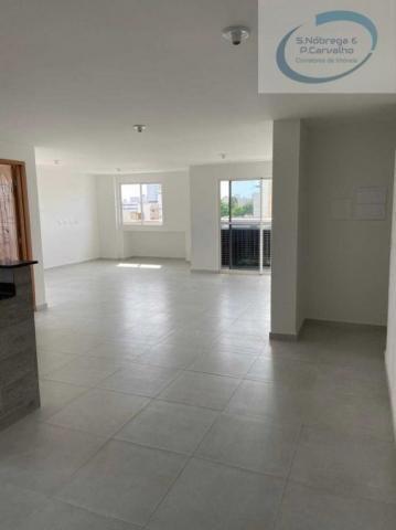 Cobertura no Jardim Cidade Universitária, 122m² ,Nasc/Sul,04Qtos,02Sts - Foto 2