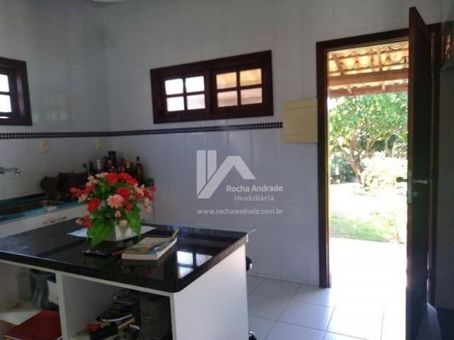 Casa com 4 dormitórios à venda, 205 m² por R$ 990.000,00 - Guarajuba - Camaçari/BA - Foto 7