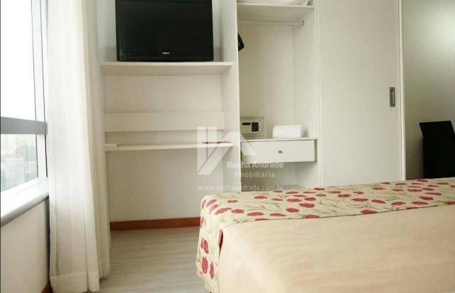 Flat com 1 dormitório à venda, 30 m² por R$ 249.000 - Caminho das Árvores - Salvador/BA - Foto 9