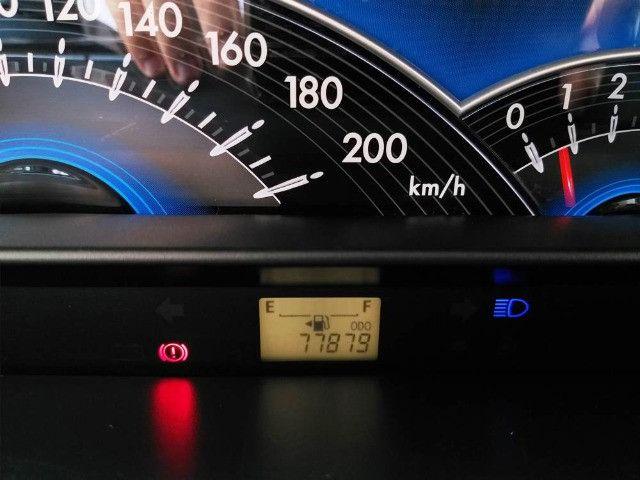 Toyota Etios Hatch 1.3 X Flex - 2013/2014 - R$ 34.000,00 - Foto 5