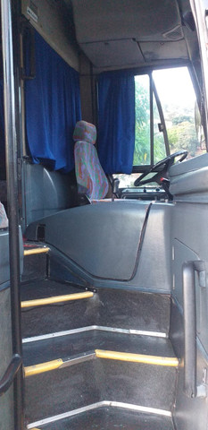 Onibus rodoviario motor dianteiro novo demais - Foto 5