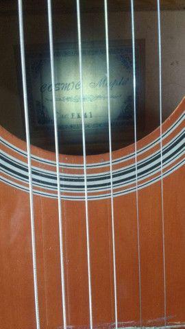 Violão acústico Cosme maple top - Foto 3