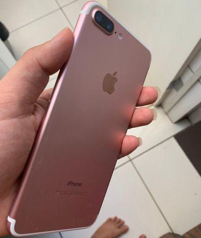 IPhone 7 Plus novinho 2.000,00 - Foto 2
