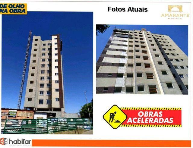 Apartamento em Samambaia Sul Com 2 Quartos - Residencial Amarante - Foto 17