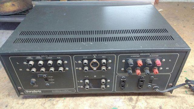 Amplificador gradiente mod 120 / ilha solteira sp - Foto 2